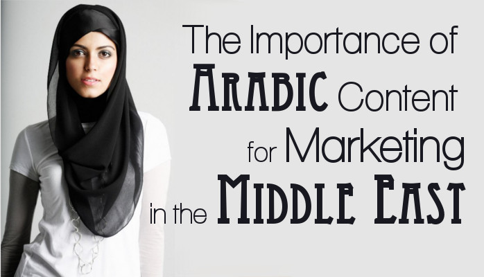 marketing middle east